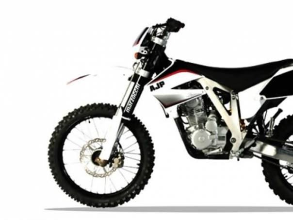 AJP PR4 PR4 125 Enduro SPZ, foto 1 Auto – moto , Motocykly a čtyřkolky   spěcháto.cz - bazar, inzerce zdarma