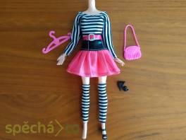 NOVÉ! Set pro panenku Barbie, šaty + podkol.+boty +kab.+ram. , Pro děti, Hračky    spěcháto.cz - bazar, inzerce zdarma