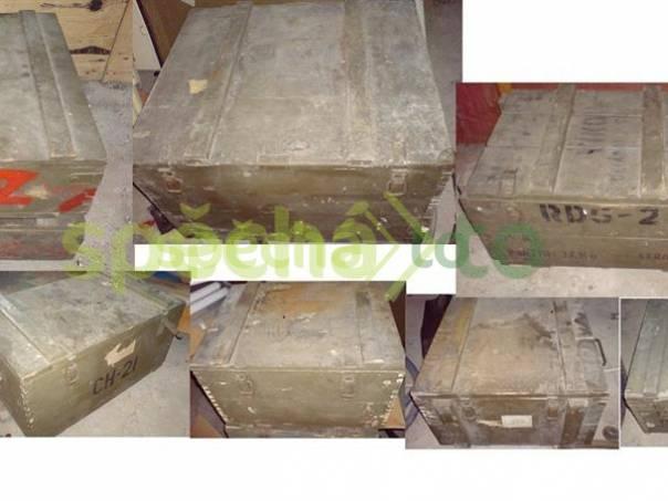 b359890ec Vojenské muniční bedny (dřevo) | spěcháto.cz - bazar, inzerce zdarma