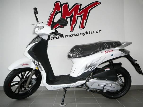 Motorro  TREVIS 125, foto 1 Auto – moto , Motocykly a čtyřkolky | spěcháto.cz - bazar, inzerce zdarma