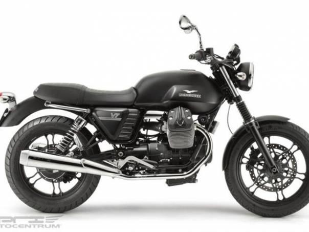 Moto Guzzi  V 7 Stone 2014, foto 1 Auto – moto , Motocykly a čtyřkolky | spěcháto.cz - bazar, inzerce zdarma