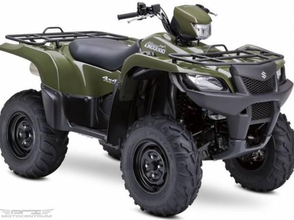 Suzuki  LTA 750 King Quad 2014, foto 1 Auto – moto , Motocykly a čtyřkolky | spěcháto.cz - bazar, inzerce zdarma