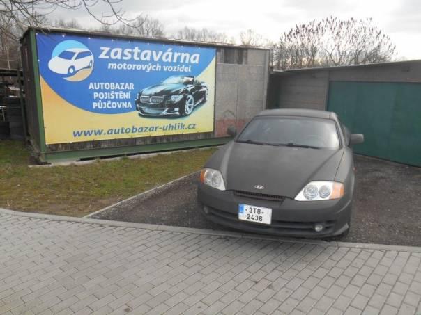 Hyundai Coupé 1.6, foto 1 Auto – moto , Automobily | spěcháto.cz - bazar, inzerce zdarma