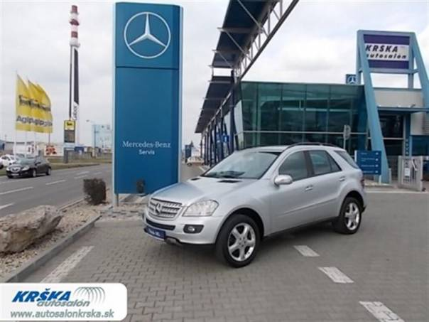Mercedes-Benz Třída M 3.0CDi 280 CDI 7G-TRONIC, foto 1 Auto – moto , Automobily | spěcháto.cz - bazar, inzerce zdarma