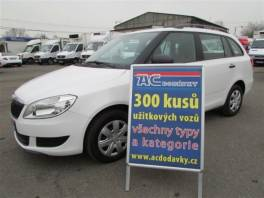 Škoda Fabia kombi 1,2 HTP