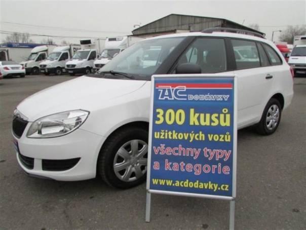 Škoda Fabia kombi 1,2 HTP, foto 1 Auto – moto , Automobily | spěcháto.cz - bazar, inzerce zdarma