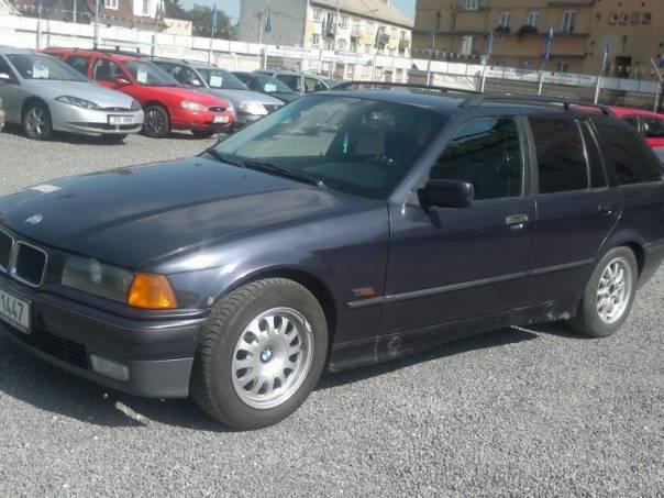 BMW Řada 3 318d EKO ZAPLACENO, foto 1 Auto – moto , Automobily | spěcháto.cz - bazar, inzerce zdarma
