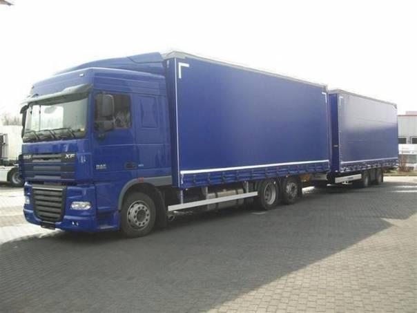 XF 105.460 souprava, foto 1 Užitkové a nákladní vozy, Nad 7,5 t | spěcháto.cz - bazar, inzerce zdarma