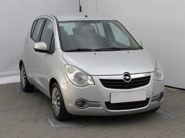 Opel Agila  1.2, Serv.kniha, foto 1 Auto – moto , Automobily | spěcháto.cz - bazar, inzerce zdarma