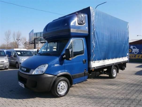 Iveco Daily 35S14 VALNÍK PLACHTA SPANÍ ČELO 3.0, foto 1 Užitkové a nákladní vozy, Do 7,5 t | spěcháto.cz - bazar, inzerce zdarma