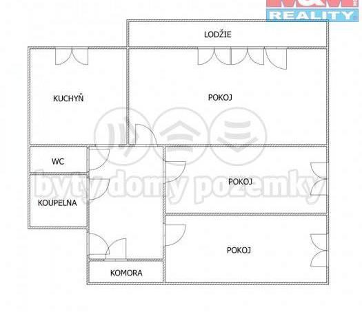 Prodej bytu 3+1, Libina, foto 1 Reality, Byty na prodej | spěcháto.cz - bazar, inzerce