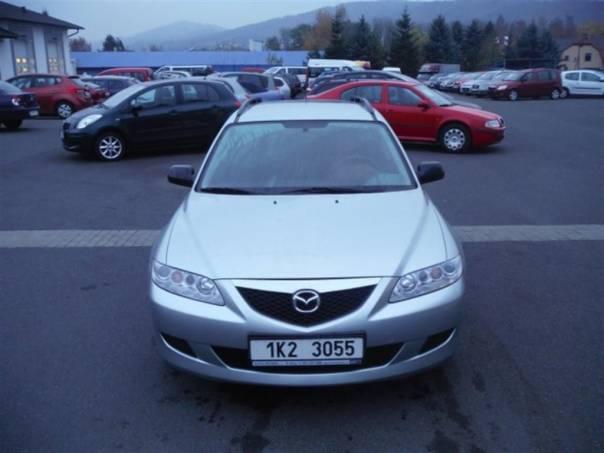 Mazda 6 1.8 16V kombi, foto 1 Auto – moto , Automobily | spěcháto.cz - bazar, inzerce zdarma