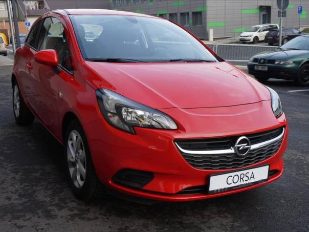 Opel Corsa 1.2 16V 3D  SPORT NEW GENERATION, foto 1 Auto – moto , Automobily | spěcháto.cz - bazar, inzerce zdarma