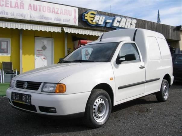 Volkswagen Caddy 1,9 SDi,KLIMA, foto 1 Auto – moto , Automobily | spěcháto.cz - bazar, inzerce zdarma