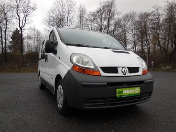 Renault Trafic 1,9 74KW 5MÍST SERVISKA, foto 1 Užitkové a nákladní vozy, Autobusy | spěcháto.cz - bazar, inzerce zdarma