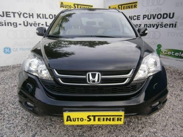 Honda CR-V 2.2d 4 x 4, Kůže, Xenony,  Serviska, foto 1 Auto – moto , Automobily | spěcháto.cz - bazar, inzerce zdarma