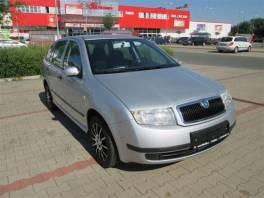 Škoda Fabia 1,4 16V KLIMA, ALU , Auto – moto , Automobily  | spěcháto.cz - bazar, inzerce zdarma