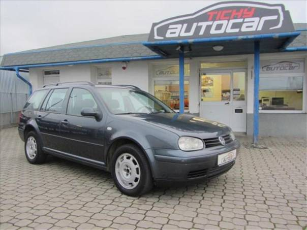 Volkswagen Golf 1,9 TDI, Klima, foto 1 Auto – moto , Automobily | spěcháto.cz - bazar, inzerce zdarma