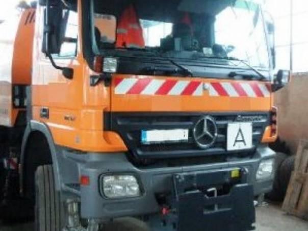 Mercedes-Benz  , foto 1 Užitkové a nákladní vozy, Nad 7,5 t | spěcháto.cz - bazar, inzerce zdarma
