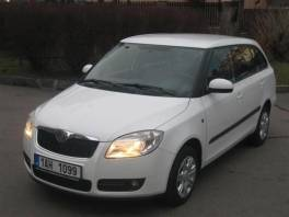 Škoda Fabia 1,4 TDi combi Ambiente 59kW
