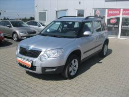 Škoda Yeti 2,0 TDi Ambition plus 4x4