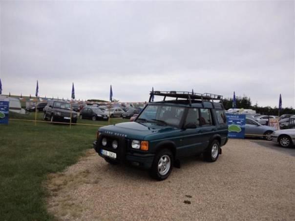 Land Rover Discovery 2.5 TD5, 7míst, zažné 3500 kg, foto 1 Auto – moto , Automobily | spěcháto.cz - bazar, inzerce zdarma