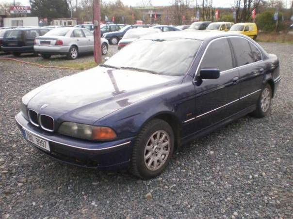 BMW Řada 5 2,5 525i EKO ZAPLACENO!!!, foto 1 Auto – moto , Automobily | spěcháto.cz - bazar, inzerce zdarma