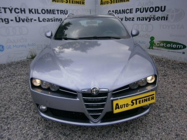 Alfa Romeo 159 2.4 JTD 5V Navigace, Kůže,, foto 1 Auto – moto , Automobily | spěcháto.cz - bazar, inzerce zdarma