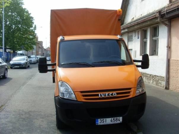 Iveco Daily 35S14 2.3 JTD Sklápěč 3str., foto 1 Užitkové a nákladní vozy, Do 7,5 t | spěcháto.cz - bazar, inzerce zdarma
