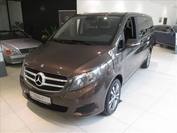 Mercedes-Benz Třída V 2,2 V 220CDI L, foto 1 Auto – moto , Automobily | spěcháto.cz - bazar, inzerce zdarma