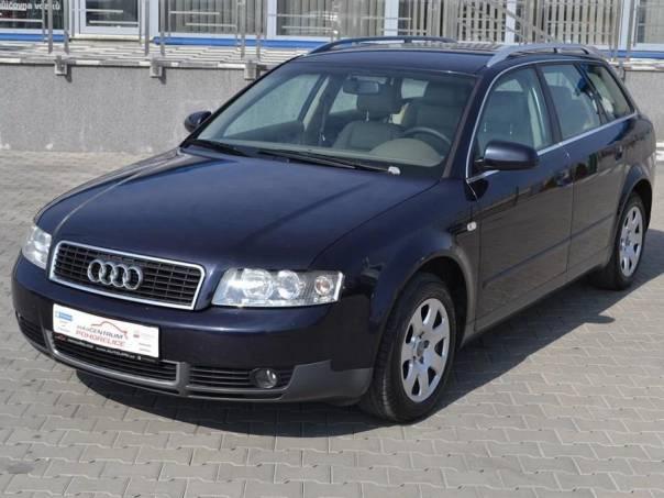 Audi A4 1,9 *96kW*6ti kvalt*, foto 1 Auto – moto , Automobily | spěcháto.cz - bazar, inzerce zdarma