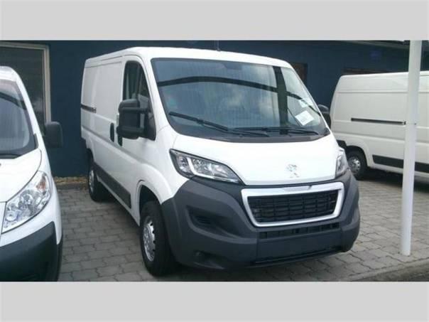 Peugeot Boxer ACCESS 3000 L1H1 110k klima, foto 1 Užitkové a nákladní vozy, Do 7,5 t | spěcháto.cz - bazar, inzerce zdarma