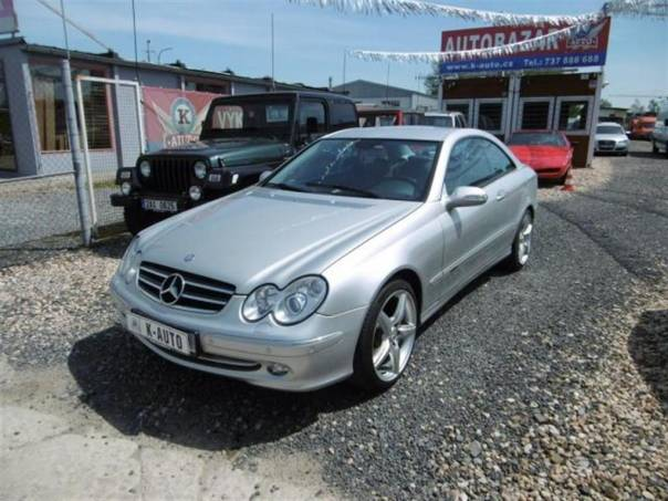 Mercedes-Benz Třída CLK 320i Super stav*Cena*Výbava, foto 1 Auto – moto , Automobily | spěcháto.cz - bazar, inzerce zdarma