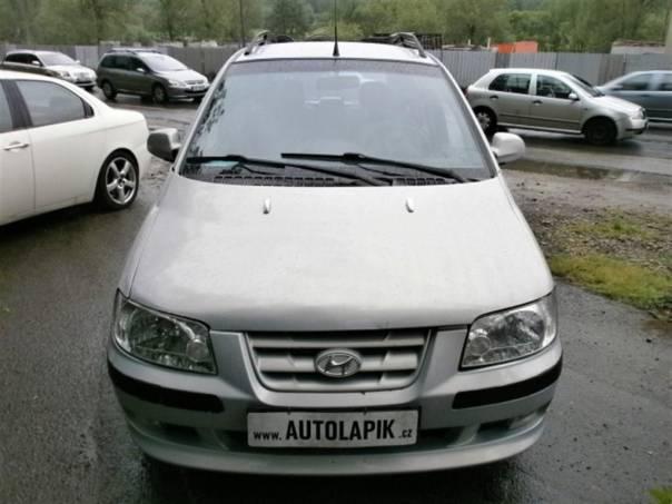 Hyundai Matrix 1,5CRDi 60kW klima, foto 1 Auto – moto , Automobily | spěcháto.cz - bazar, inzerce zdarma