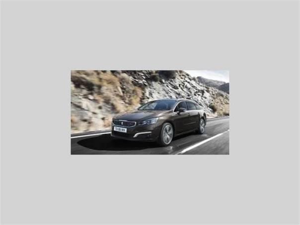 Peugeot 508 SW ALLURE 2.0 Blue HDi, foto 1 Auto – moto , Automobily | spěcháto.cz - bazar, inzerce zdarma
