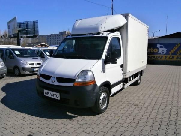 Renault Master SKŘÍŇ 2.5DCI, foto 1 Užitkové a nákladní vozy, Do 7,5 t | spěcháto.cz - bazar, inzerce zdarma