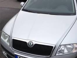Škoda Octavia Škoda Octavia Combi 1.6 MPI stříbrná