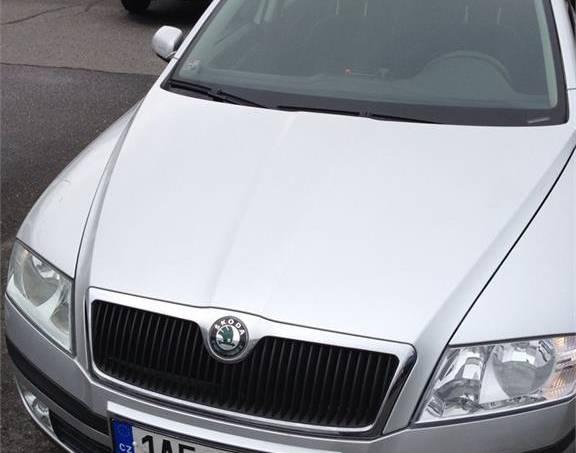 Škoda Octavia Škoda Octavia Combi 1.6 MPI stříbrná, foto 1 Auto – moto , Automobily | spěcháto.cz - bazar, inzerce zdarma