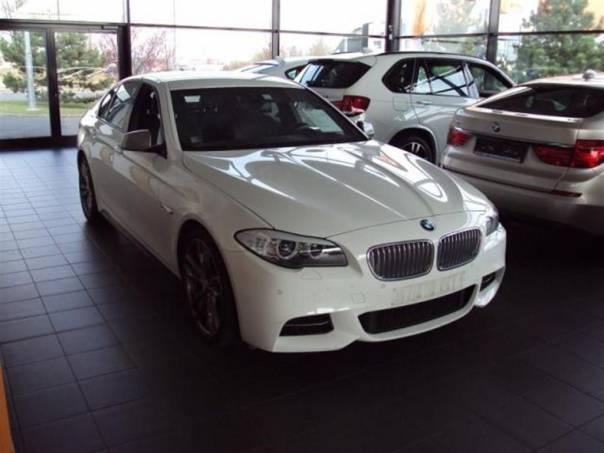 BMW Řada 5 M550d JAKO NOVÉ ZÁRUKA, foto 1 Auto – moto , Automobily | spěcháto.cz - bazar, inzerce zdarma