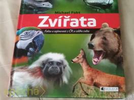Zvířata - fakta a zajímavosti z ČR a celého světa , Hobby, volný čas, Knihy  | spěcháto.cz - bazar, inzerce zdarma