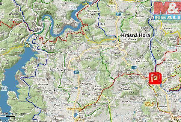 Prodej pozemku, Krásná Hora nad Vltavou, foto 1 Reality, Pozemky | spěcháto.cz - bazar, inzerce