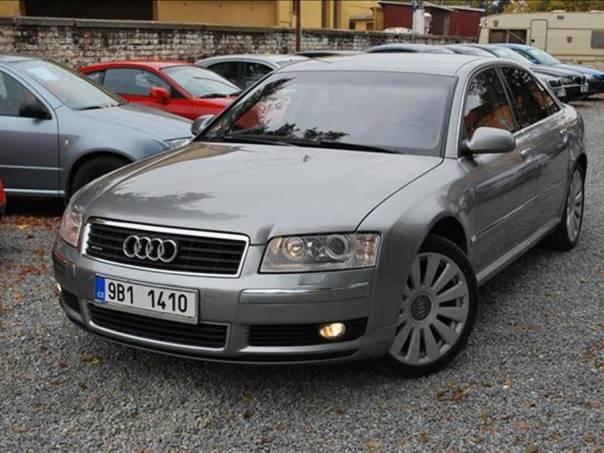 Audi A8 3,7   A8  QUATTRO TIPTRONIC, foto 1 Auto – moto , Automobily | spěcháto.cz - bazar, inzerce zdarma