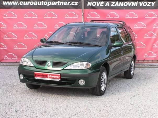 Renault Mégane 1,4i 16V 70 kW Kombi KLIMA zac, foto 1 Auto – moto , Automobily | spěcháto.cz - bazar, inzerce zdarma