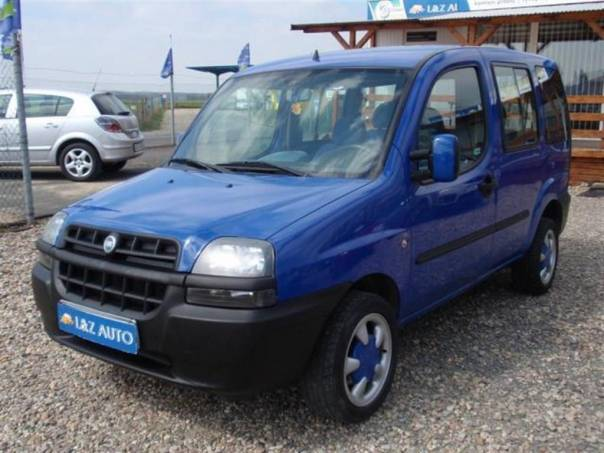 Fiat Dobló 1,2 I.E., foto 1 Auto – moto , Automobily | spěcháto.cz - bazar, inzerce zdarma