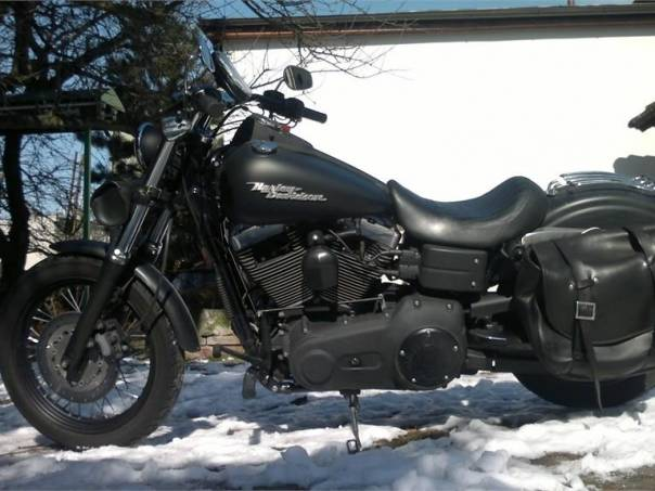 Harley-Davidson Dyna Street Bob , foto 1 Auto – moto , Motocykly a čtyřkolky | spěcháto.cz - bazar, inzerce zdarma