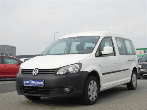 Volkswagen Caddy 1.6 TDi *MAXI 7míst*BLUEMOTION, foto 1 Auto – moto , Automobily | spěcháto.cz - bazar, inzerce zdarma