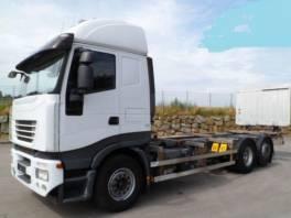 Iveco  Stralis 450 BDF 6x2 EURO 5 , Užitkové a nákladní vozy, Nad 7,5 t  | spěcháto.cz - bazar, inzerce zdarma