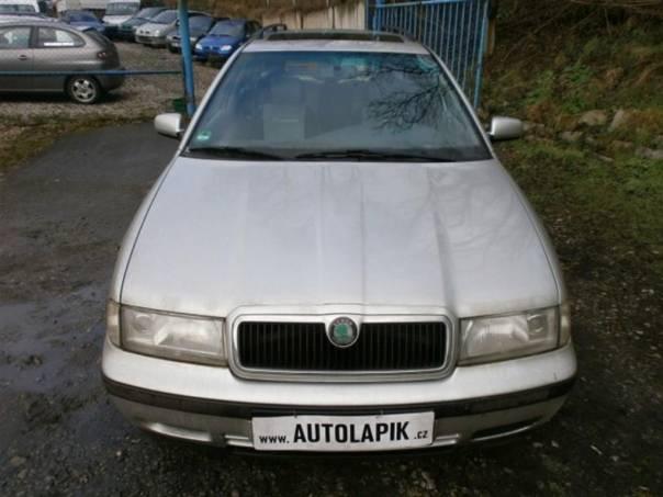 Škoda Octavia 1,8T 110kW kombi, foto 1 Auto – moto , Automobily | spěcháto.cz - bazar, inzerce zdarma