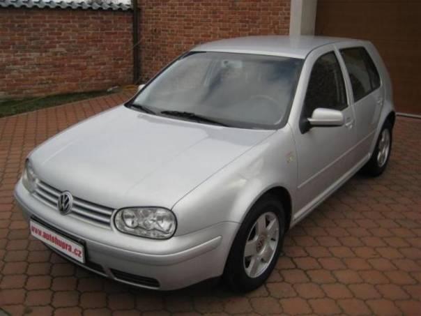 Volkswagen Golf IV 1,6i 74kW,Digi klima, foto 1 Auto – moto , Automobily | spěcháto.cz - bazar, inzerce zdarma