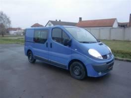 Renault Trafic ID 8696) , Užitkové a nákladní vozy, Do 7,5 t  | spěcháto.cz - bazar, inzerce zdarma